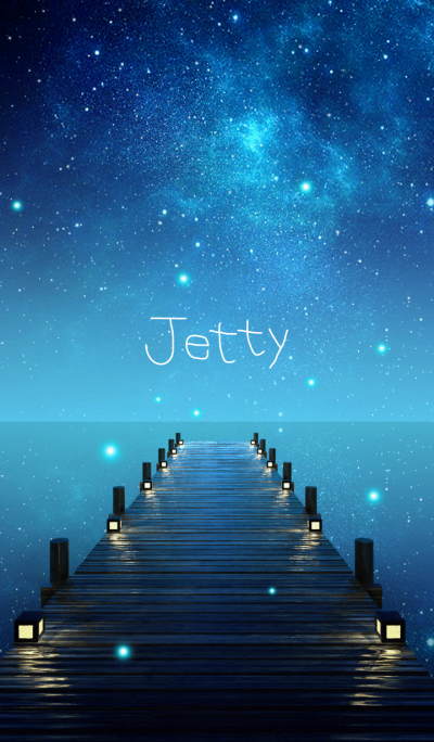 - Jetty -