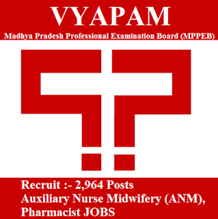 Madhya Pradesh Professional Examination Board, VYAPAM, VYAPAM Answer Key, Answer Key, vyapam logo