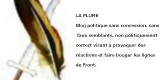La plume Blog Politique