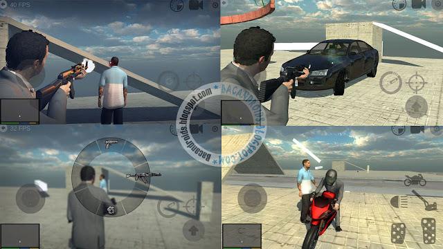 GTA 5 Mobile Unity v1.7 Apk Terbaru