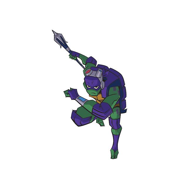 Tartarugas Ninja Donatello