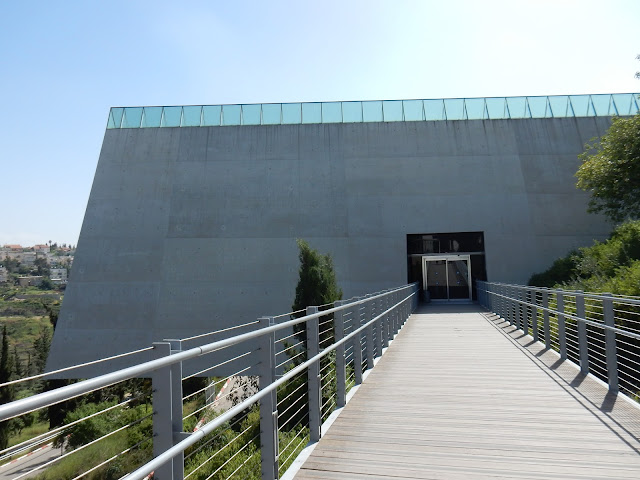 Yad Vashem, Museo del Holocausto, Jerusalem, Israel, Elisa N, Blog de Viajes