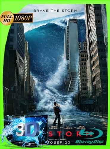Geo-Tormenta (2017) Latino Full 3D SBS 1080P [GoogleDrive]