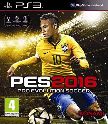 Pro Evolution Soccer 2016 PS3 Español
