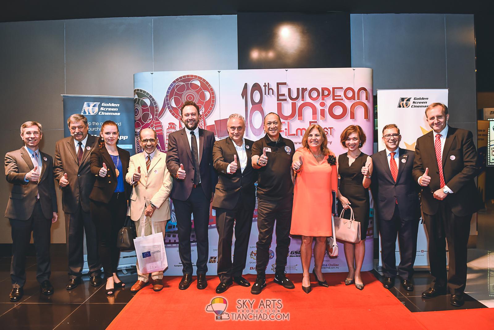 [Photo] 18th European Union Film Festival in Malaysia @ GSC Pavilion Kuala  Lumpur