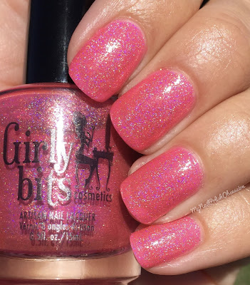 Girly Bits Cosmetics July COTM Duo; Sun's Out Buns Out