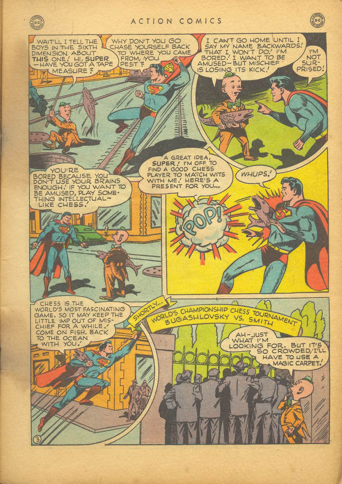Read online Action Comics (1938) comic -  Issue #112 - 5
