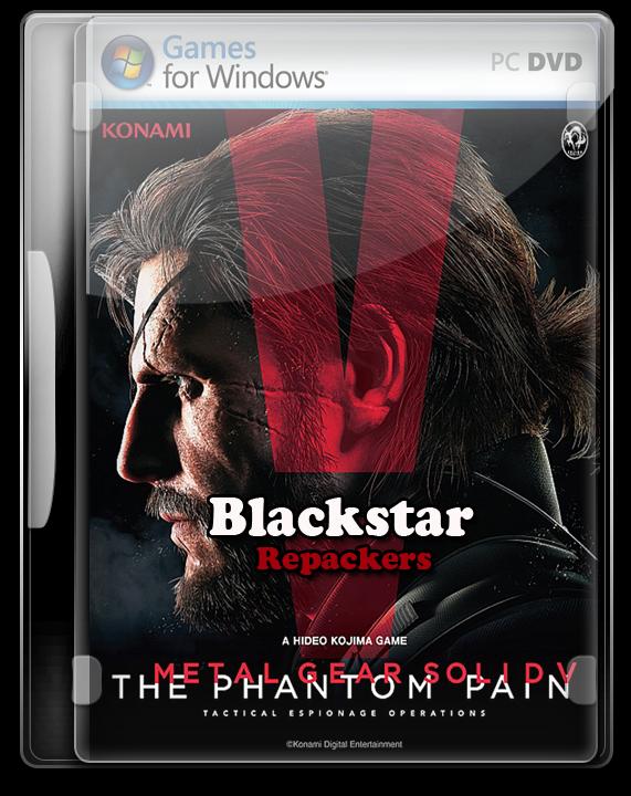 Descargar Metal Gear Solid V Phantom Pain 2015 5 Dvd5 PC Full Mega
