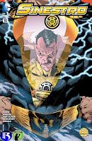 Os Novos 52! Sinestro #16