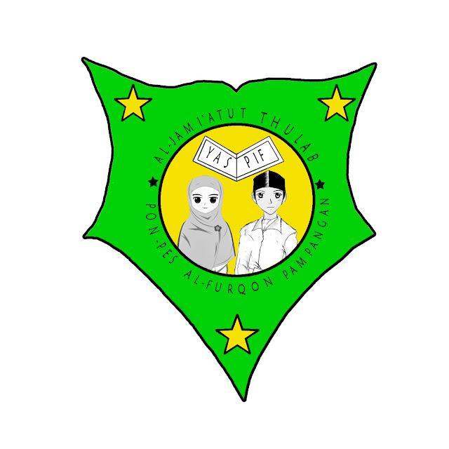 Logo Ponpes al furqon pampangan OKI
