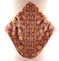 An Early Eighteenth Century Chasuble from the Cathedral of Seville