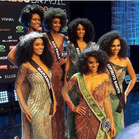 Inegável, nossa beleza | Miss Brasil 2016 | Ana Golveia