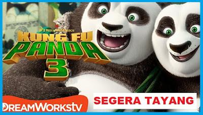 Film Kung Fu Panda 3