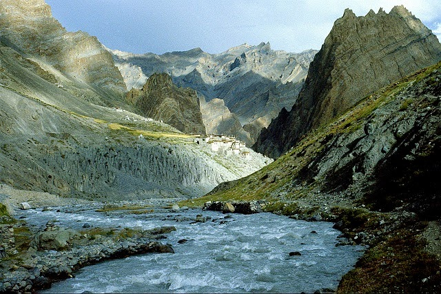 Zanskar - one of the most unexplored places in Jammu and Kashmir