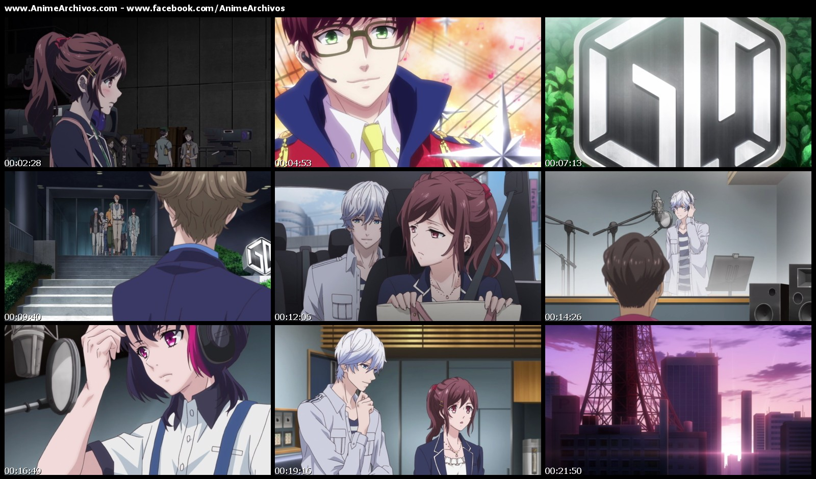 B Project Kodou Ambitious Ger Sub