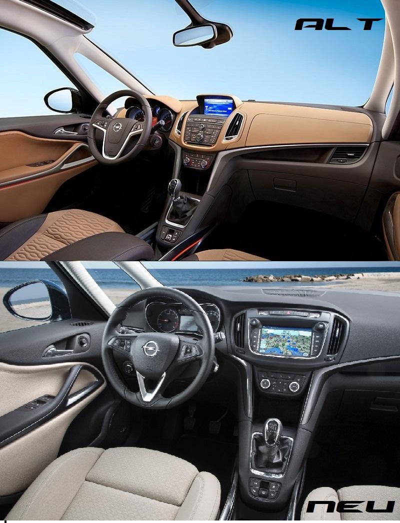 Neuvorstellung Das Ist Der Neue Opel Zafira Myauto24