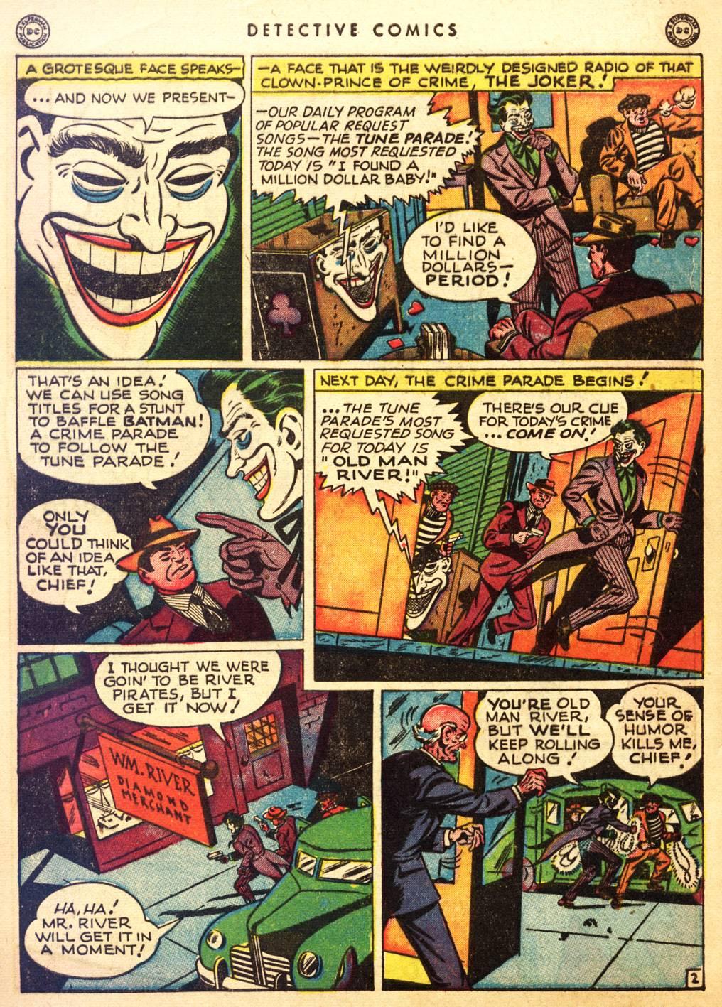 Detective Comics (1937) 124 Page 3