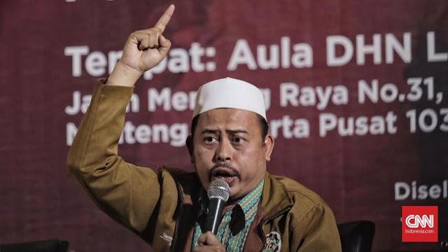 FPI Tak Yakin PBB akan Dukung Jokowi-Maruf di Pilpres