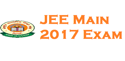 JEE Main 2017 Exam Important dates ,syllabus for jee 2017