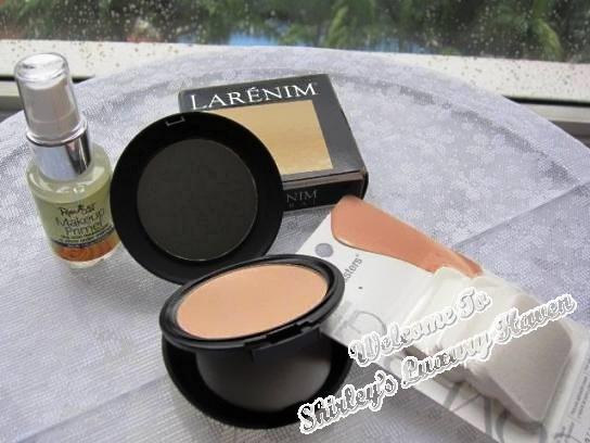 vitacost larenim mineral silk pressed powder