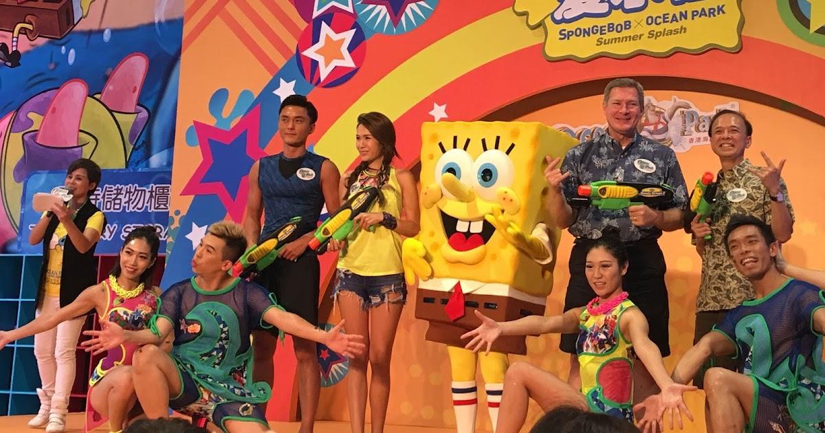 Nickalive Spongebob Squarepants And Friends Join Ocean