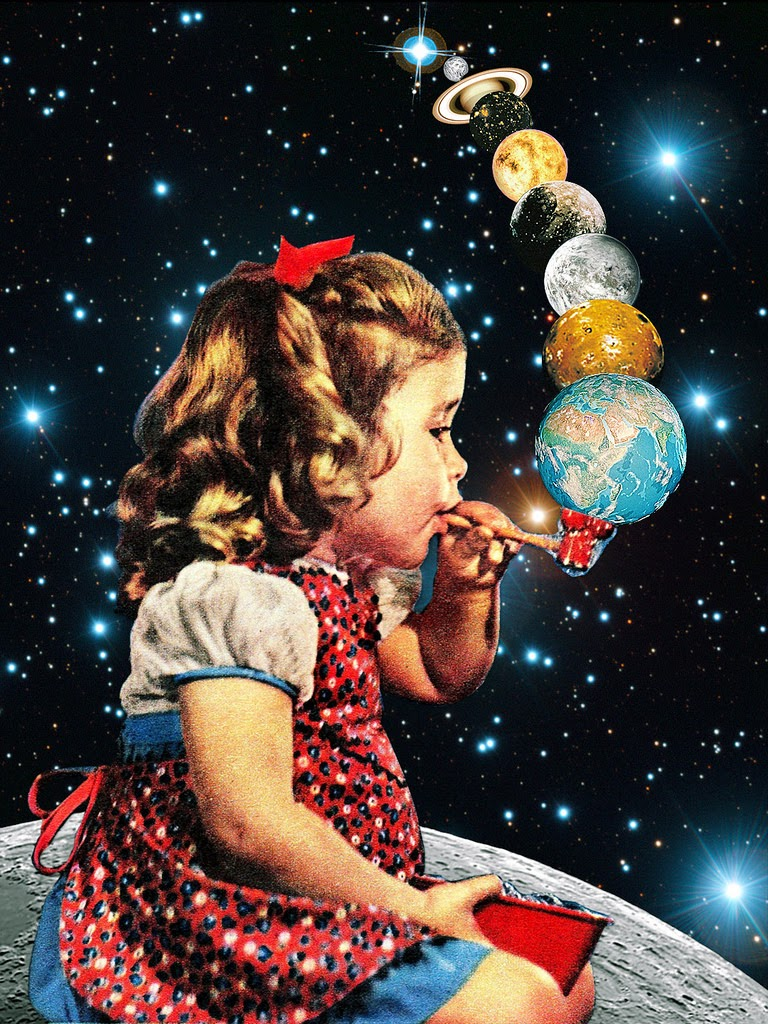 """Maker"" by Eugenia Loli"