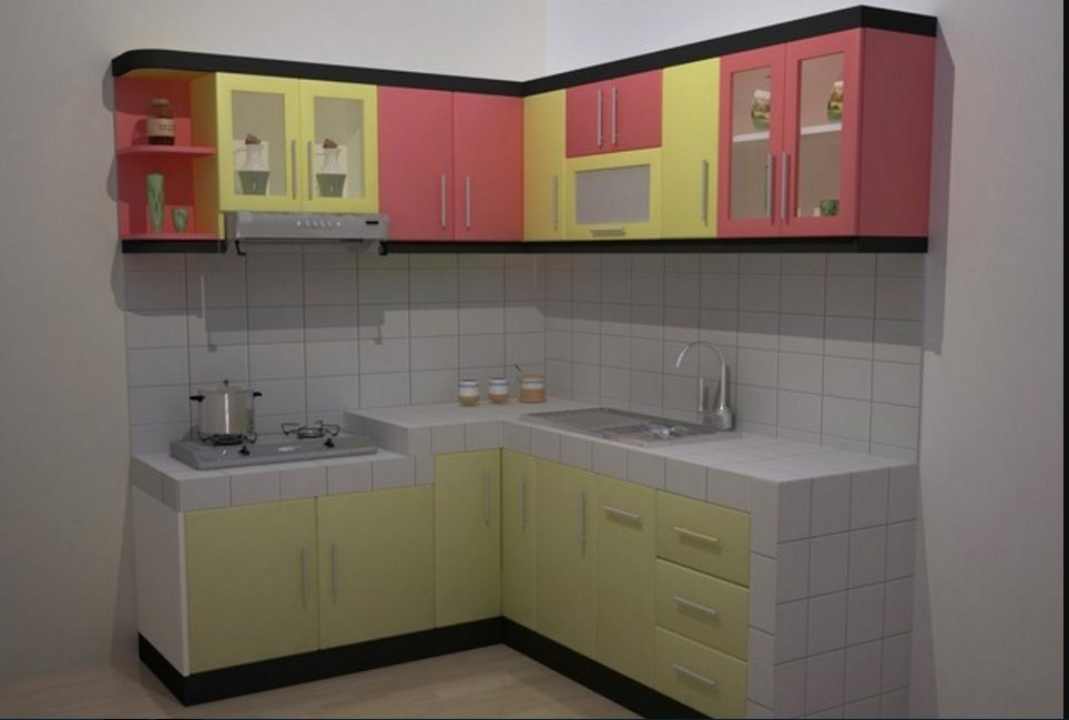 33 Model Kitchen Set Sederhana Simple Minimalis Modern 2019