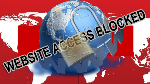 How to open blocked websites in any country
