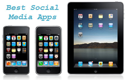 best social media apps for iPhone, iPad, iPod