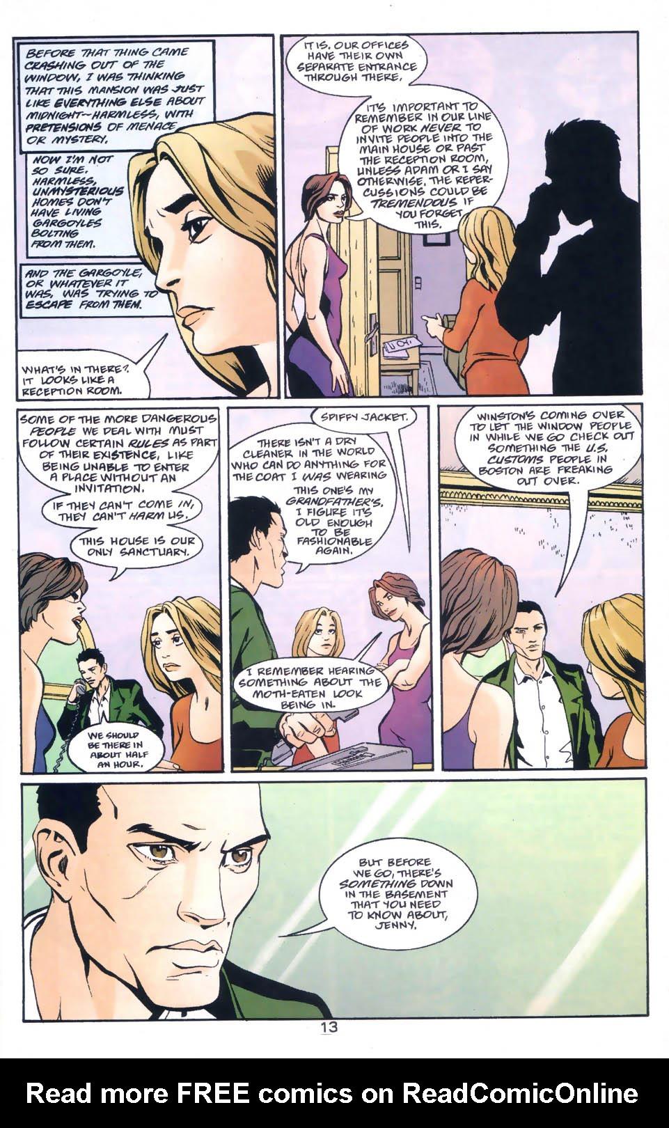 Read online Midnight, Mass comic -  Issue #1 - 14