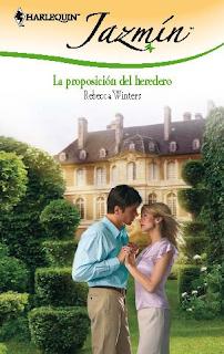 Rebecca Winters - La Proposición Del Heredero