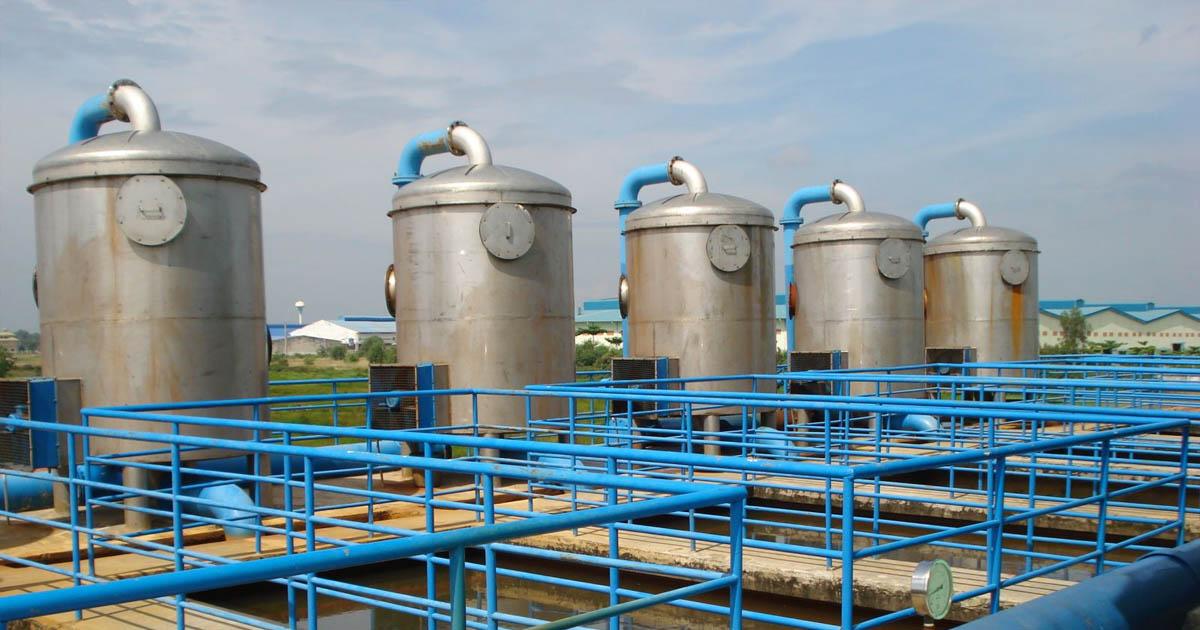Công ty xử lý chất thải công nghiệp