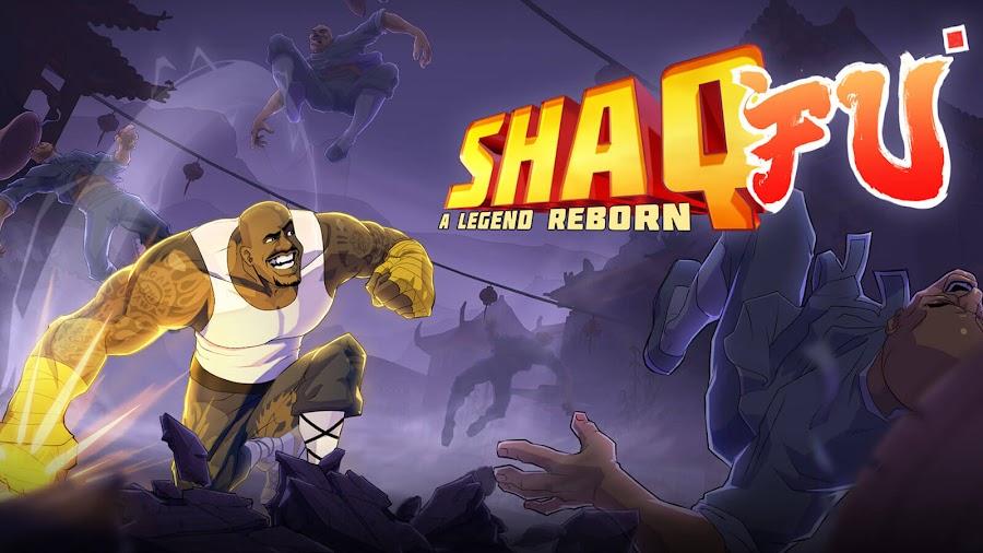 shaq fu a legend reborn nintendo switch pc ps4 xbox one