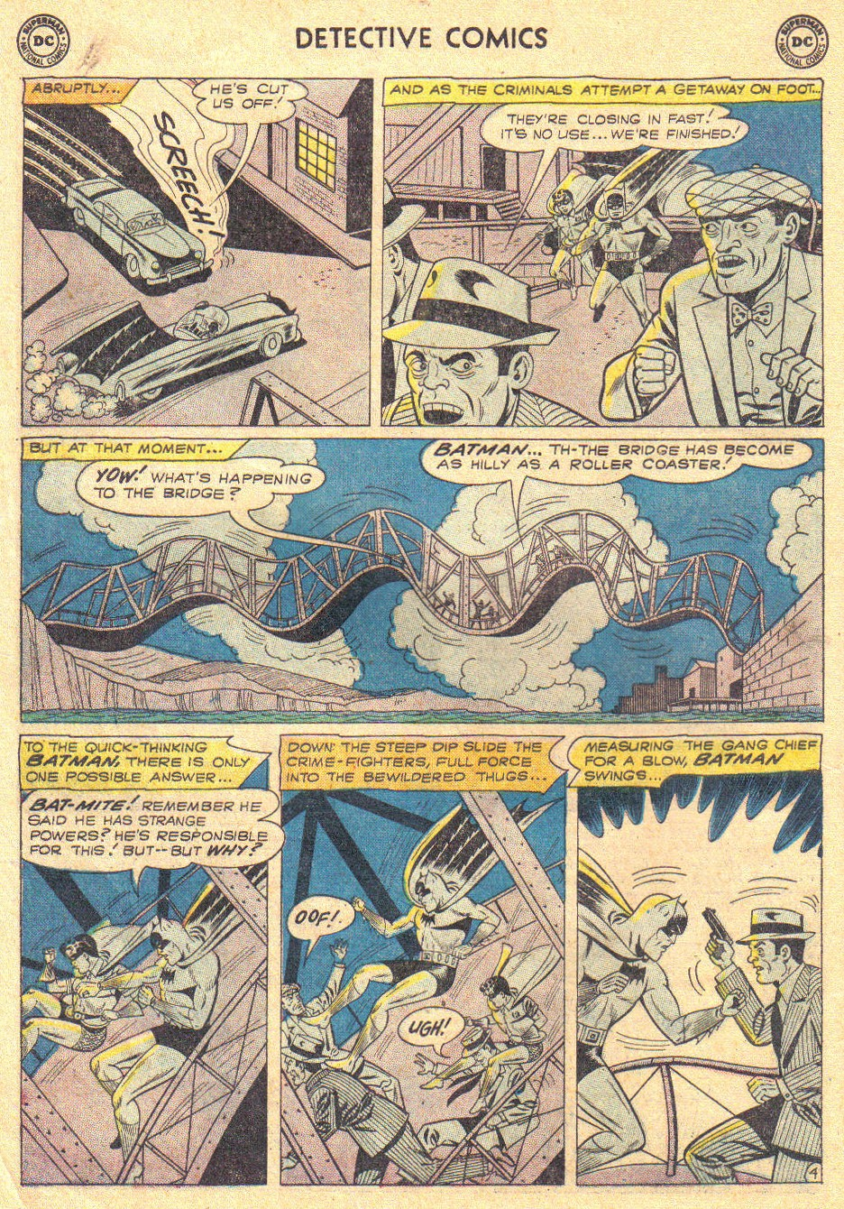 Read online Detective Comics (1937) comic -  Issue #267 - 6