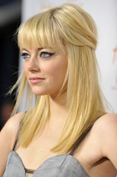 How To Get The Sexy And Seductive Hair Bangs Short Hair With Bangs