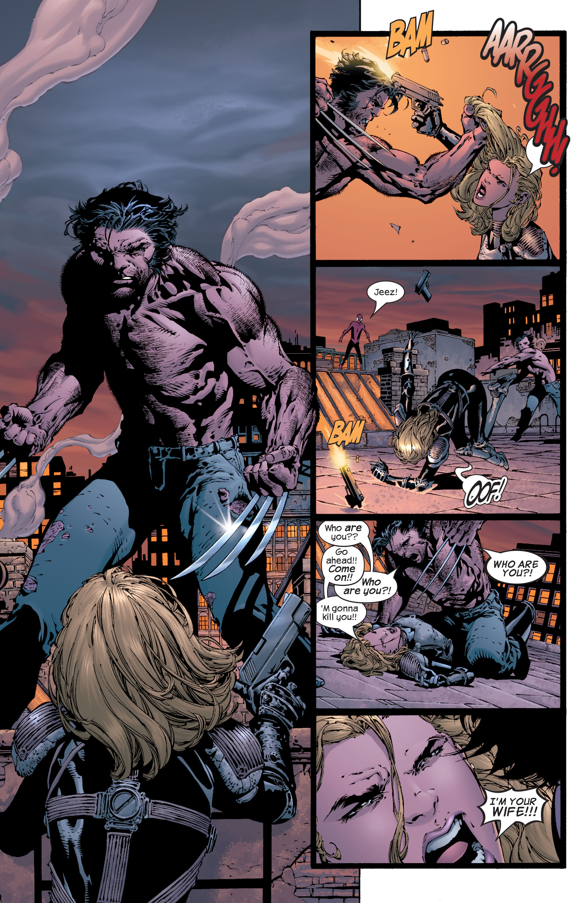 Read online Ultimate X-Men comic -  Issue #37 - 13