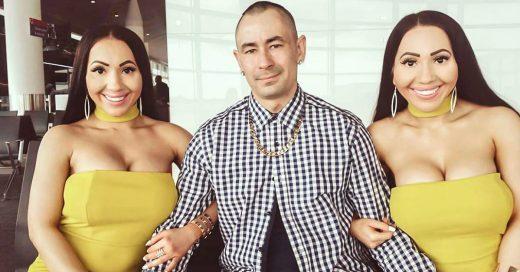Inédito: hombre se casará con unas gemelas idénticas