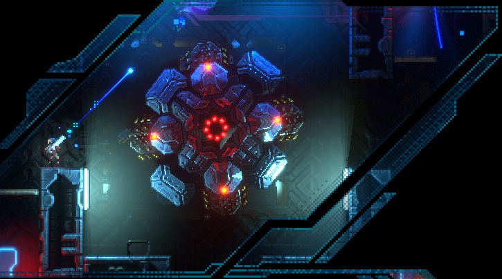 Indie Retro News  MegaSphere   Action sci fi and impressive pixels     Someone recently said to me   hey Indie Retro find me a game that looks  really cool  has lots of action and is in a sci fi theme