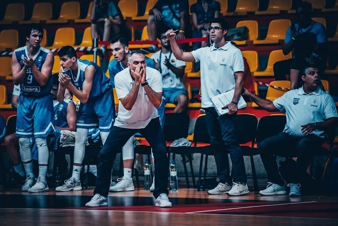 Πρεμιέρα με το… δεξί για την Εθνική Εφήβων-Ανετη επικράτηση με 81-67 επί της Σλοβενίας-Φωτορεπορτάζ από τον αγώνα