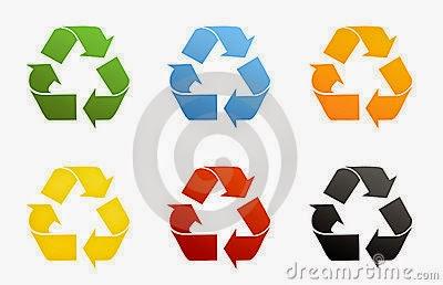 Colores para el reciclaje de basura - Colores para reciclar ...