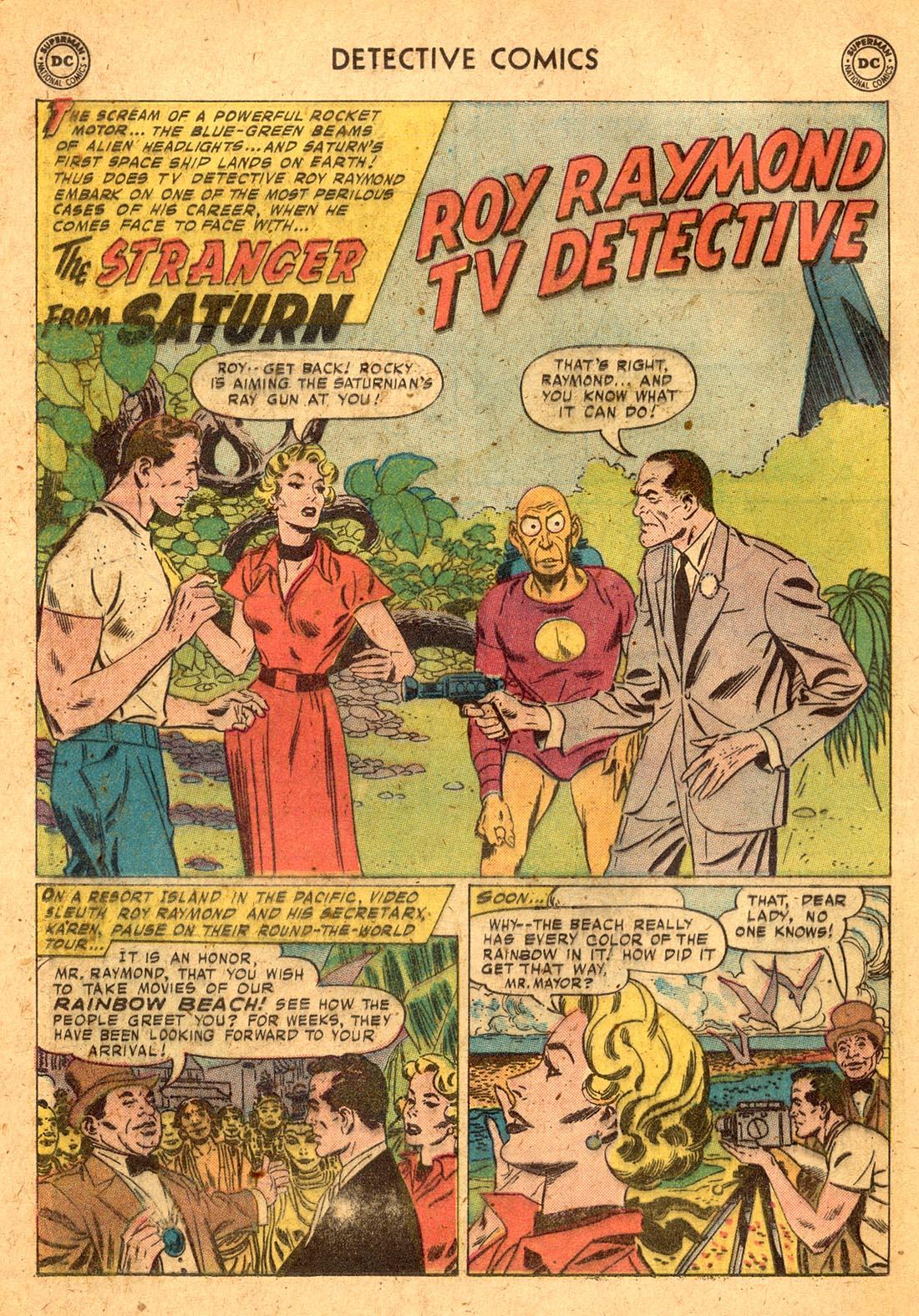 Read online Detective Comics (1937) comic -  Issue #255 - 18