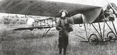 rosina ferrario aviazione brevetto caproni milano