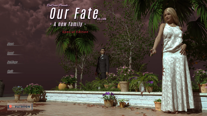 Our Fate APK v0.15 SE Android Visual Novel Game Download