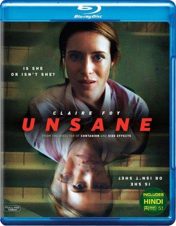 Unsane (2018) Dual Audio Hindi ORG 720p BluRay