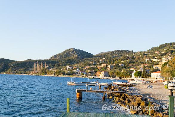 Söğüt köyü Cumhuriyet mahallesi sahili, Marmaris