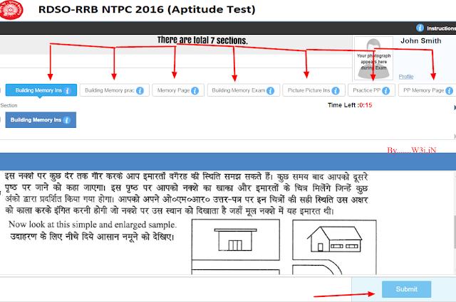 RRB Online Aptitude Test, Railway Psycho Test, RRB Online Psycho Test, RRB NTPC Aptitude Test, Railway ASM Psycho Test