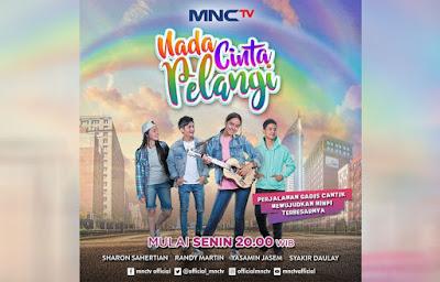 Biodata Pemain Nada Cinta Pelangi MNCTV Profil Nama Asli Foto Pemeran Lengkap