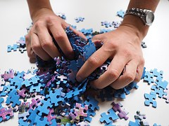 Puzzles Fine Motor and Cognitive Skills