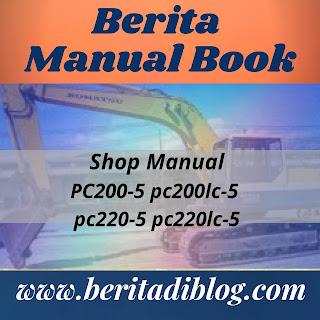 PC200-5 pc200lc-5 pc220-5 pc220lc-5