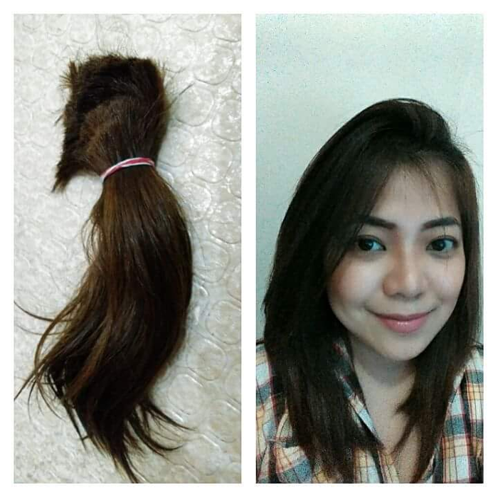 How To Cut Your Own Hair Long Bob Haircut Rave And View How To